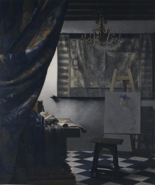 JOSÉ MANUEL BALLESTER (Madrid, 1960)Estudio del artista, 2