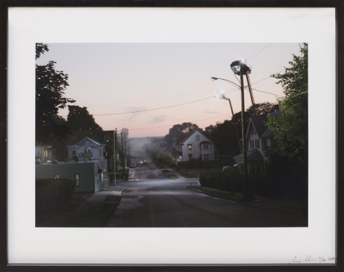 GREGORY CREWDSON (Brooklyn, Nueva York, 1962)Production St