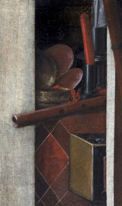 FRANCISCO GYSBRECHTS (h. 1620-1680)Alacena