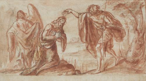 CÍRCULO DE JUSEPE LEONARDO (Escuela española, siglo XVII)B