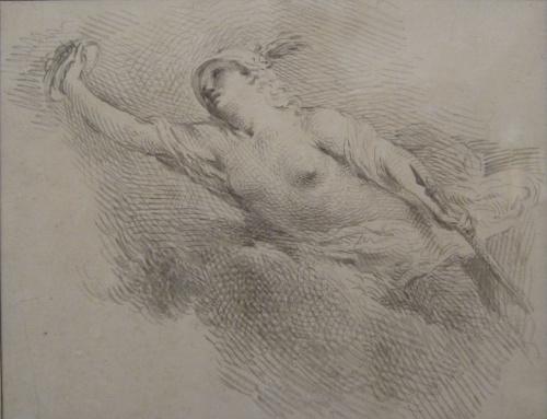 JOSÉ CAMARÓN Y BONANAT (1731-1803)Minerva