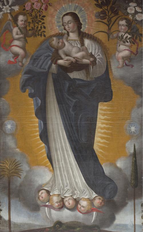 VIRREINATO DE NUEVA GRANADA, SIGLO XVIIIInmaculada
