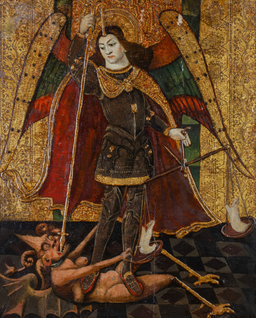 ESCUELA ARAGONESA, H. 1500, ESCUELA ARAGONESA, H. 1500San
