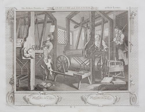 WILLIAM HOGARTH (1697- 1764), WILLIAM HOGARTH (1697- 1764)