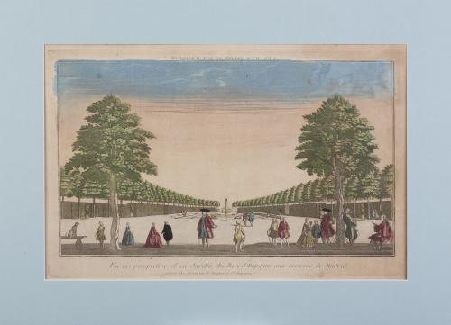 JEAN- FRANÇOIS DAUMONT (1740-1775) y JACQUES CHEREAU (1688-