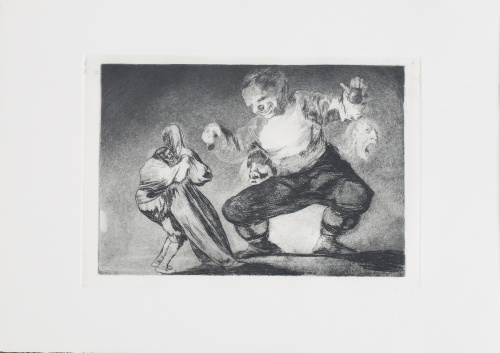 FRANCISCO DE GOYA (1746-1828)Disparates