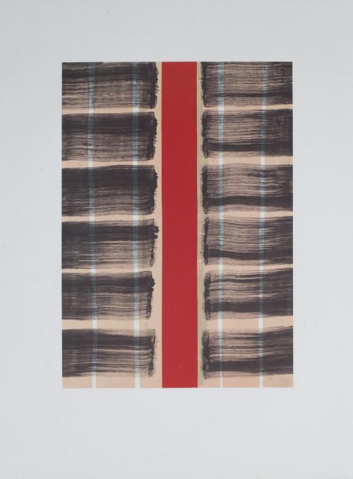 JUAN USLÉ (Santander, 1954)Sin título, 1992