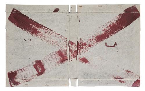 ANTONI TÀPIES (Barcelona, 1923 - 2012), ANTONI TÀPIES (Barc