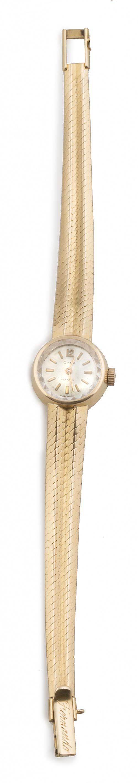 Reloj CYMA años 60 en oro amarillo de 18K