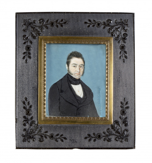 LEOPOLDO CASIÑOL (Perpiñán, 1812 - Jerez de la Frontera, 18