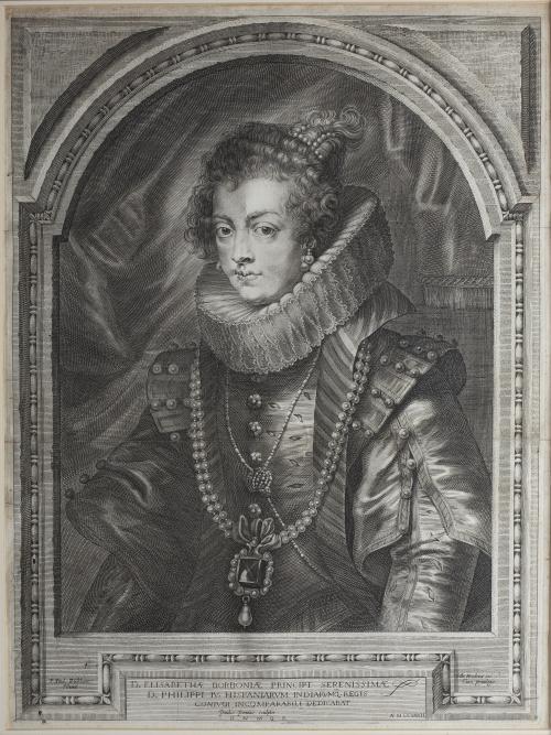 PAULUS PONTIUS (1603-1658), PAULUS PONTIUS (1603-1658)Ret