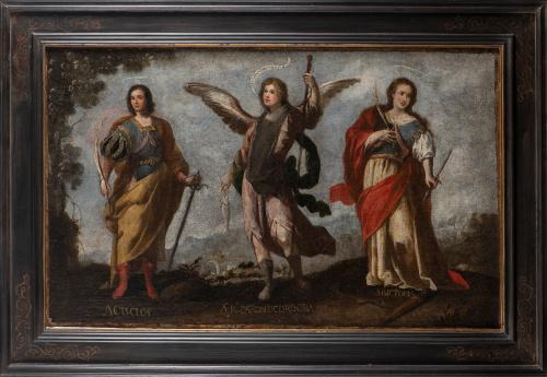 ESCUELA SEVILLANA, H. 1750, ESCUELA SEVILLANA, H. 1750San