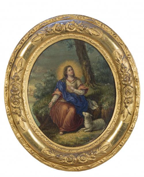 ESCUELA ESPAÑOLA, H. 1800, ESCUELA ESPAÑOLA, H. 1800Divin