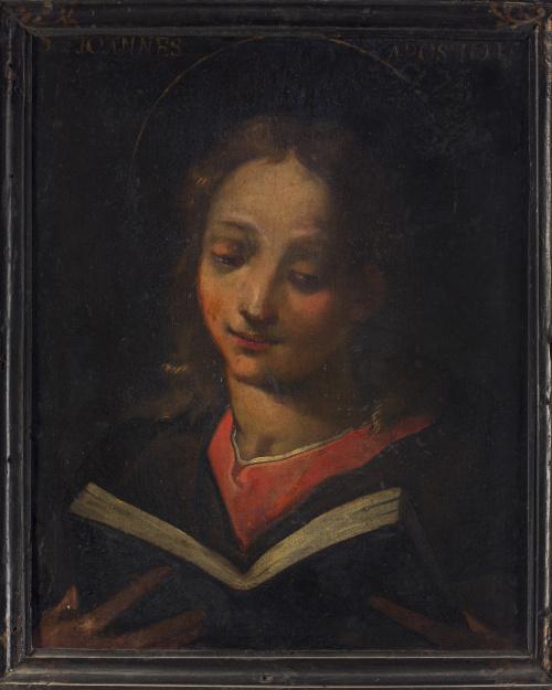 ESCUELA ESPAÑOLA, H. 1700, ESCUELA ESPAÑOLA, H. 1700San J