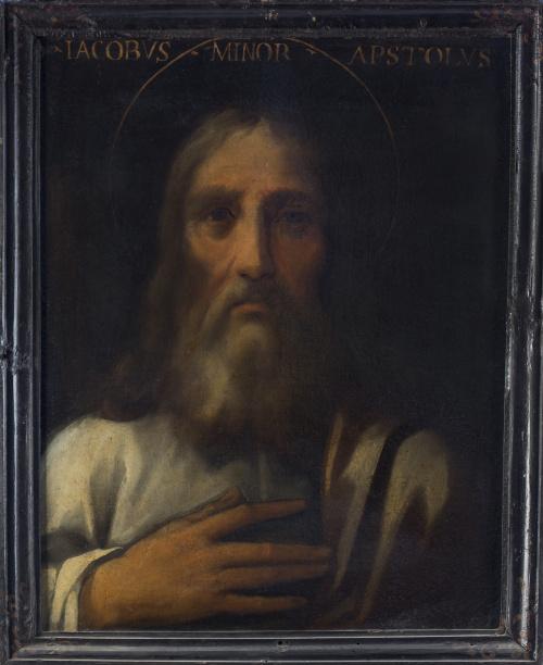 ESCUELA ESPAÑOLA, H. 1700, ESCUELA ESPAÑOLA, H. 1700Santi