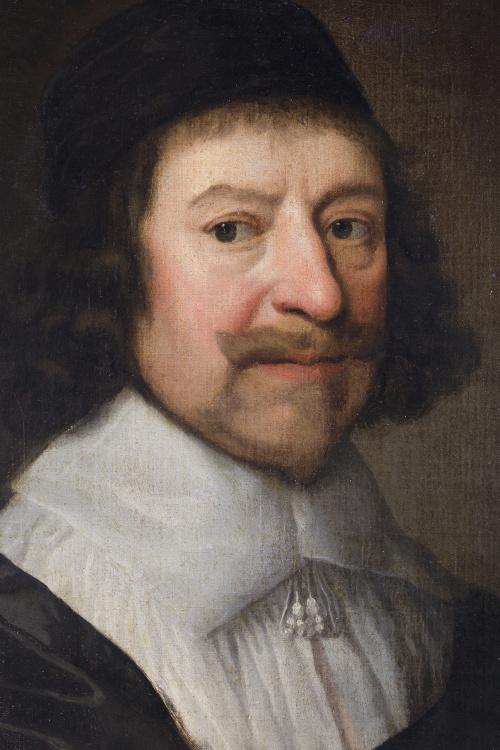 ESCUELA HOLANDESA, SIGLO XVII, CÍRCULO DE CORNELIUS JOHNSON
