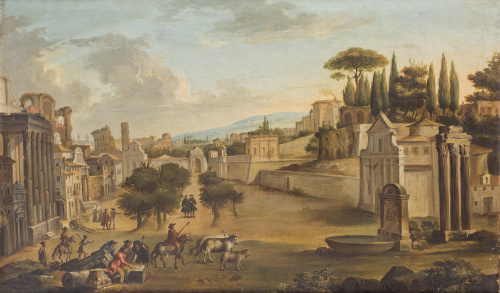 ESCUELA ITALIANA, SIGLO XVIII, ESCUELA ITALIANA, SIGLO XVII