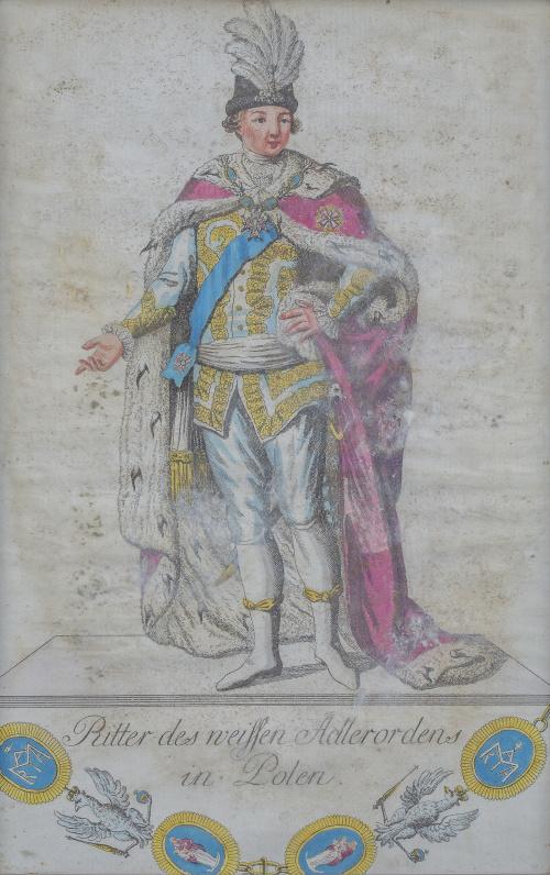 CHRISTIAN FRIEDRICH SCHWAN (1733- 1815), CHRISTIAN FRIEDRIC