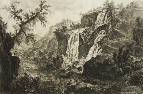 GIOVANNI BATTISTA PIRANESI (Mozano di Mestre, 1720-Roma, 17