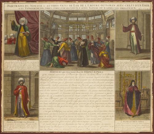 HENRI ABRAHAM CHATELAIN, HENRI ABRAHAM CHATELAIN  (1684 - 1