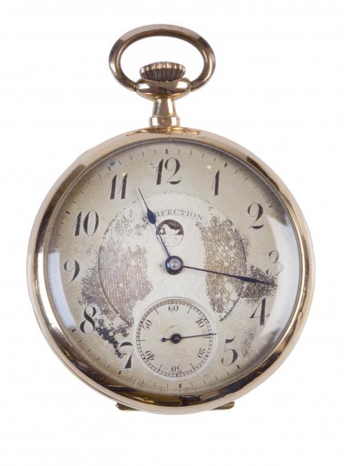 Reloj Lepine PREFECTION nª39552 años 30 en oro de 18K