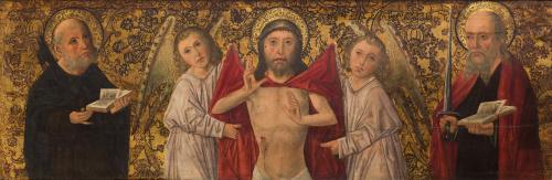 MAESTRO DE LOS LUNA (Pintor activo en Castilla entre 1480 y