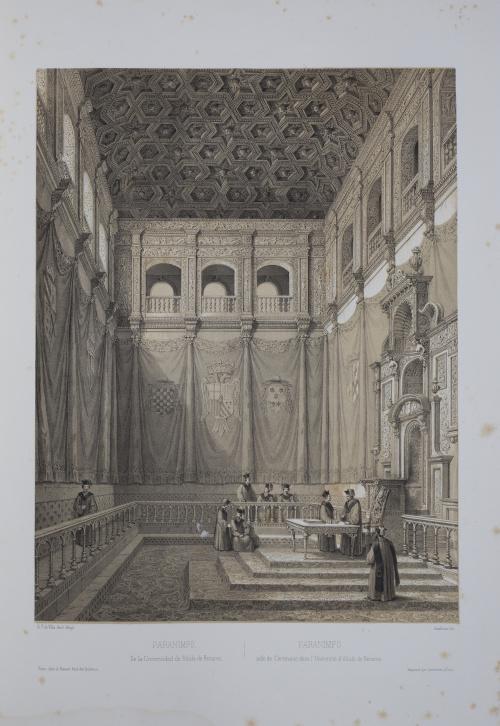 GENARO PÉREZ VILLAAMIL (1807-1854)España artística y monu