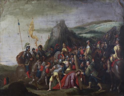 SEGUIDOR DE FRANS FRANCKEN el Joven (1581-1642), SEGUIDOR D