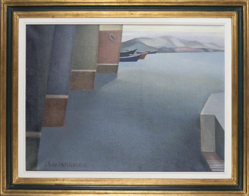 JOSE ANTONIO ORMAOLEA (Elantxobe, 1912 - Bardelona, 1984),