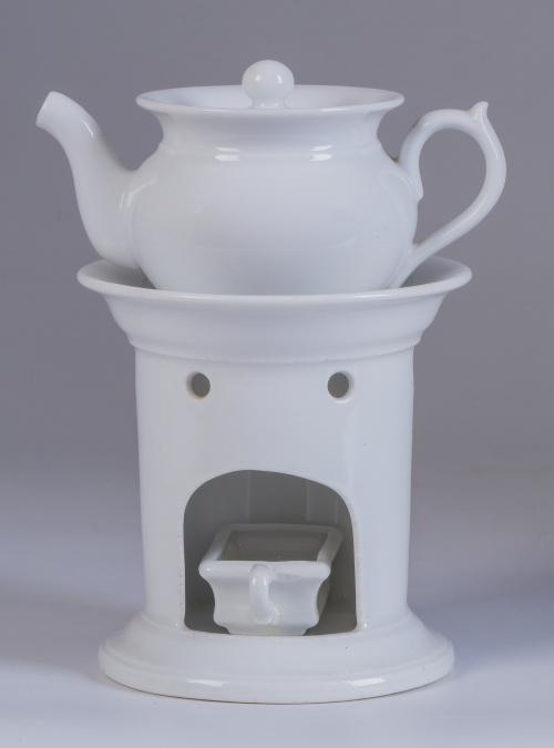 Beulleuse en porcelana S. XIX