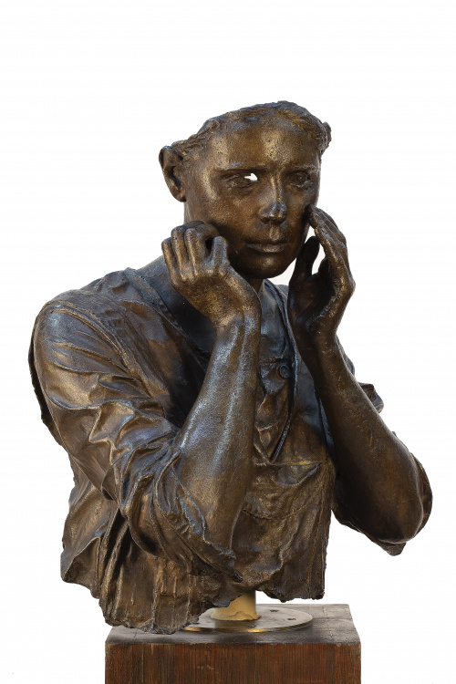 JULIO LÓPEZ HERNÁNDEZ (Madrid, 1930 - 2018), JULIO LÓPEZ HE