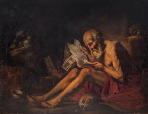 SEGUIDOR DE JOSÉ RIBERA (Escuela española, siglo XVII)San