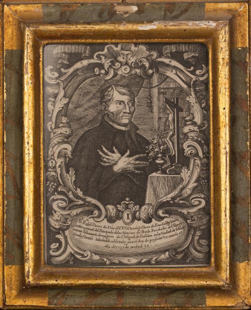 FRAY MATÍAS DE IRALA YUSO (Madrid, 1680- 1753), FRAY MATÍAS