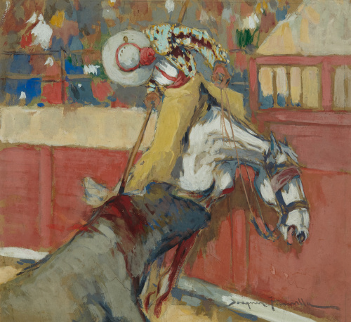 JOAQUÍN TERRUELLA MATILLA (1891-1957)Picador
