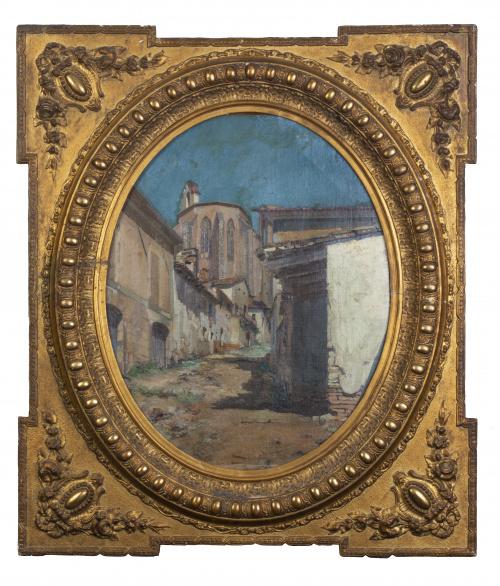 JOSÉ MORENO CARBONERO (Málaga, 1860-Madrid, 1942), JOSÉ MOR