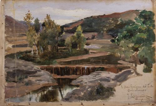 JOSÉ LUPIÁÑEZ Y CARRASCO (Málaga, 1864 - 1938), JOSÉ LUPIÁÑ