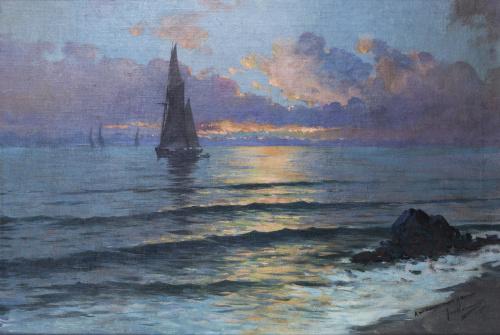 JOSÉ NAVARRETE (Málaga, 1872-?), JOSÉ NAVARRETE (Málaga, 18