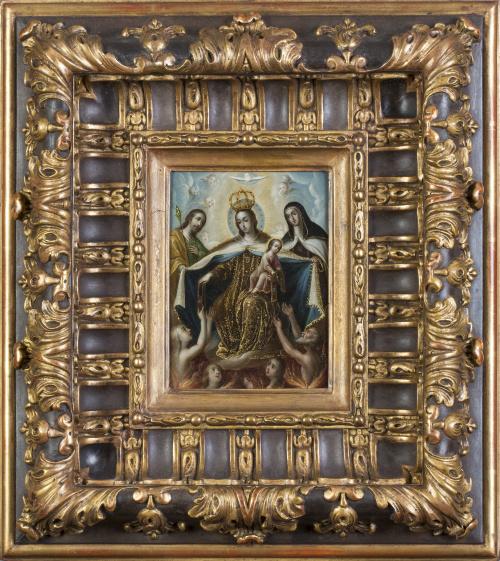 JUAN CORREA (México, 1646 - id., 1716), JUAN CORREA (México