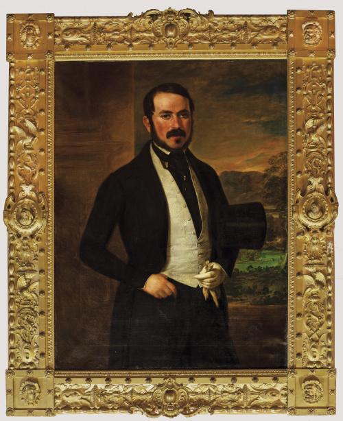 RAFAEL TEGEO DÍAZ (Caravaca de la Cruz, 1798 - Madrid1856),