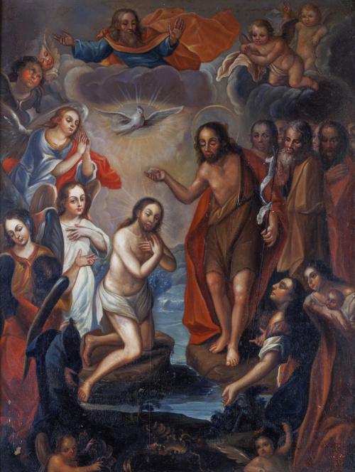 ATRIBUIDO A JOSÉ JOAQUÍN MAGÓN (Puebla, segunda mitad del s
