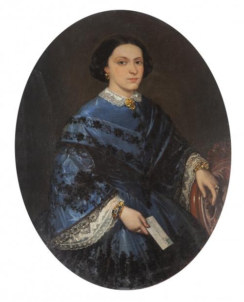 JOSÉ MARÍA RODRÍGUEZ DE LOSADA (Sevilla, 1826-Jerez de la F