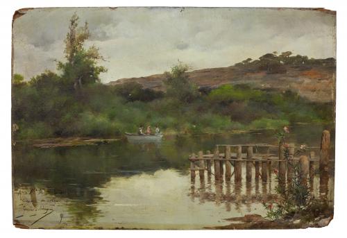 MANUEL GARCÍA Y RODRÍGUEZ (Sevilla, 1863-1925), MANUEL GARC