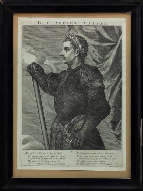 AEGIDIUS SADELER II (1570-1629) Y TIZIANO (1477-1576), AEGI