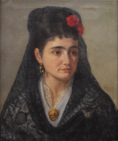 JOAQUINA SERRANO Y BARTOLOMÉ (Fermoselle, Zamora, documenta