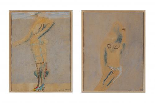 ALFONSO FRAILE (Marchena, Sevilla, 1930 - Madrid, 1988), AL