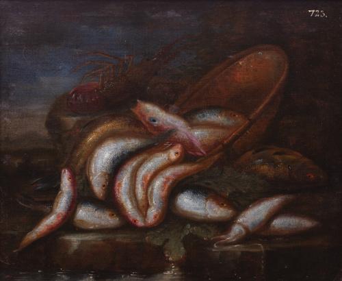 ELENA RECCO (activa en Nápoles, h. 1700), ELENA RECCO (acti