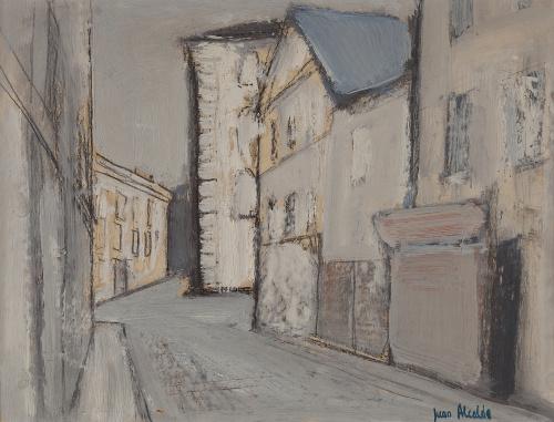 JUAN ALCALDE (Madrid, 1918 - 2020), JUAN ALCALDE (Madrid, 1