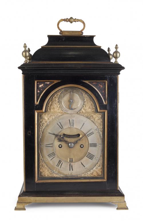 Godfrie Poy London (1775-1795).Reloj bracket Jorge III.