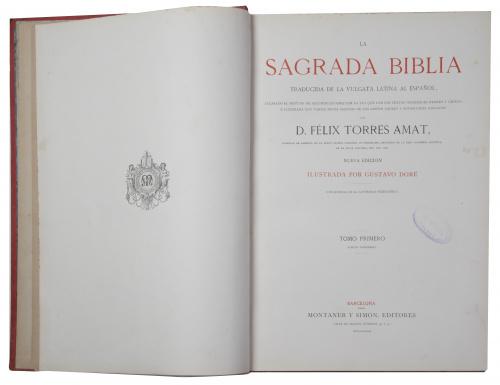 FÉLIX TORRES AMAT  (Sallent, Barcelona, 1772 - Madrid, 1847