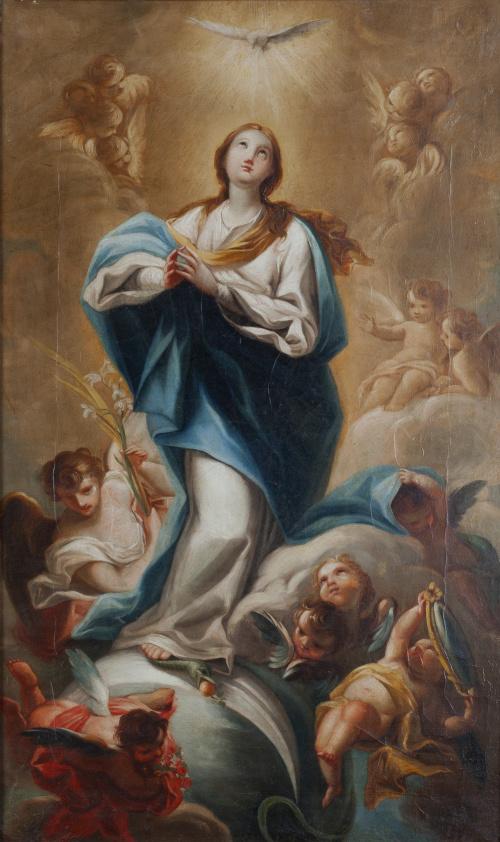 ESCUELA ESPAÑOLA, HACIA 1800, ESCUELA ESPAÑOLA, HACIA 1800